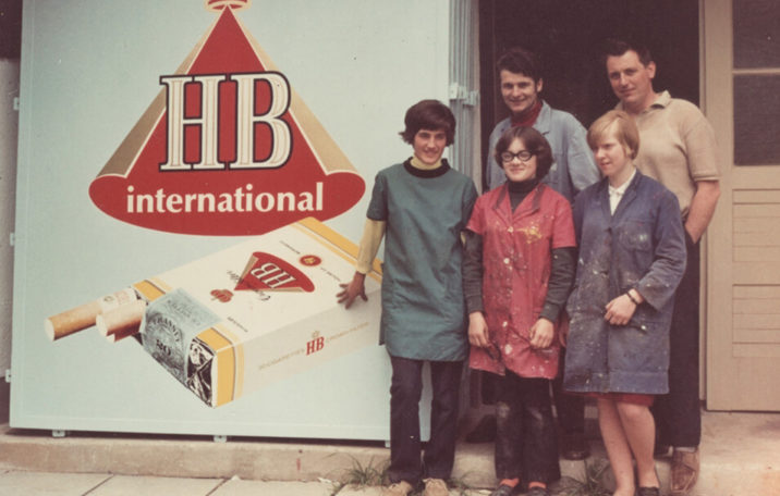 AKA PCB history