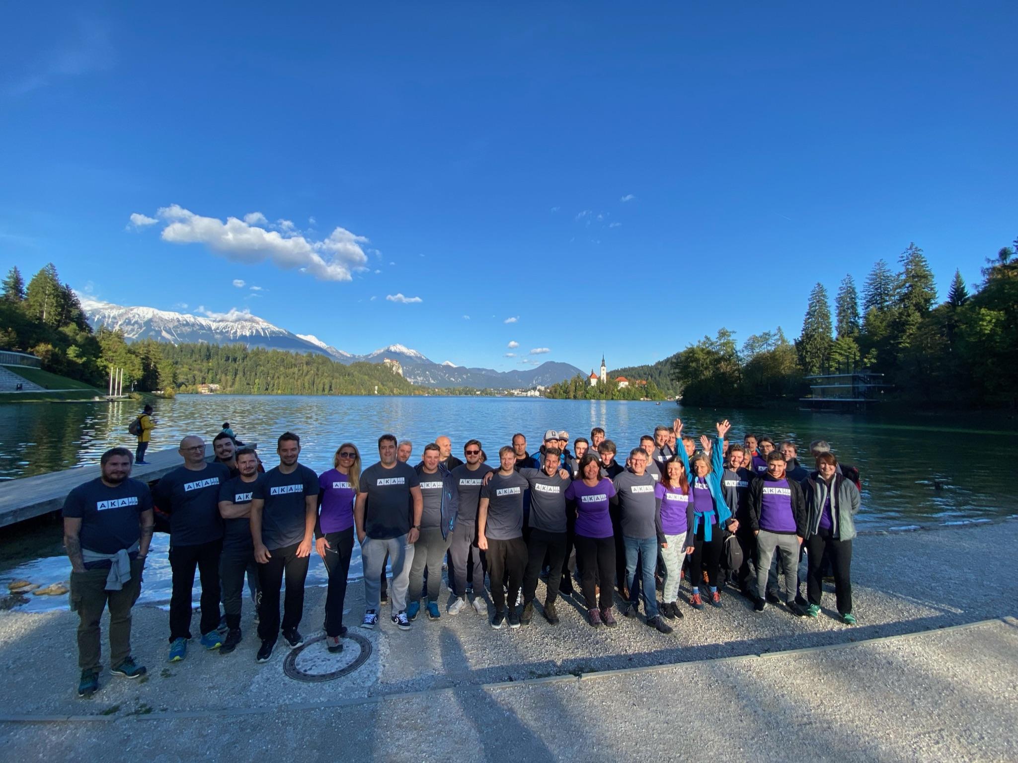Teambuilding Bled 2021 Adventure park